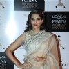 Sonam Kapoor was at the L'Oreal Paris Femina Women Awards 2014