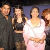 Kanchi Singh with her family and Rajan Shahi at her birthday party