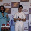 Sridevi and Amole Gupte was seen at the Trailer launch of Hawaa Hawaai