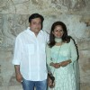 Manoj Joshi was seen as the Special screening of Marathi film Yellow