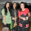 Richa Sharma with Medha Jalota & Anita Kanwal at Shaam -e-Qwwali