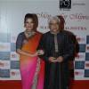 Javed Akhtar and Shabana Azmi was at the Men for Mijwan fashion show