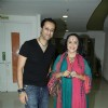 "Salim Merchant and Ila Arun at the Launch of Times Music album ""Ishq Kamal"" by Ali Abbas"