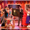 Big B gifts Kapil a portrait of himself