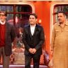 Big B and Boman Irani on Comedy Nights With Kapil