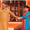 Bua flirts with Boman Irani on Comedy Nights With Kapil