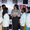 Sameera Reddy interacts with the doctors at Lets Be Well Red's unique drive to fight Anemia in Women