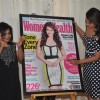 Sonakshi Sinha signs the cover of Women's Health 2014