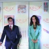 Kangana Ranaut at the launch of Krux Stationery