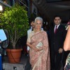 Waheeda Rehman at the Book Launch