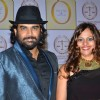 R. Madhavan and his wife were seen at the Launch of 'The Golden Era in India'