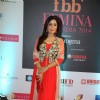 Zeenat Aman at the Femina Miss India 2014