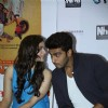 Alia and Arjun in a chat at the New Cover launch of the book '2states'