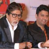 Amitabh Bachchan was at 'Bhoothnath Returns' - press conference in Delhi