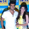 Arjun and Alia at '2 States' - press conference in Kolkota