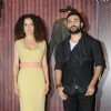 Kangana Ranaut and Vir Das at Revolver Rani's Press Conference