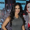 Sunny Leone poses at the April Issue Launch of Mandate