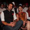 Rajneesh Duggal and Rashmi Desai were at Baisakhi Di Raat