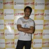 Iqbal Khan was at the party as Tumhari Paakhi completes 100 episodes