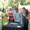 Yash Patnaik cuts the cake as Sadda Haq completes 100 episodes