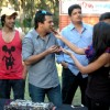 The tem of Sadda Haq celebrates as they complete 100 episodes
