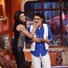 Sushmita Sen and Kapil Sharma on Comedy Nights with Kapil