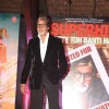 Amitabh Bachchan at Bhoothnath Returns success party