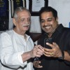 Gulzar at Siddharth Mahadevan's birthday bash