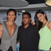 Tiger Shroff and Kriti Sanon at the Promotion of Heropanti on World Dance Day