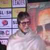 Amitabh Bachchan at the First look launch of 'Leader'