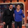 Jackie and Tiger Shroff promote Heropanti on Comedy Nights with Kapil
