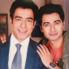 Harshad Arora with Vivek Madan