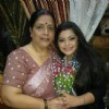 Divya Bhhatnagar with her Mother