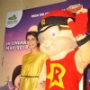 Kajol was seen at the Press conference of Mighty Raju Rio Calling