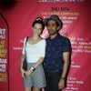 Kalki Koechlin and Gulshan Devaiah at the launch of Mickey McCleary's new album and music video
