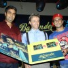 Ranveer Singh launches Mickey McCleary's new album and music video