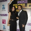 Ashish Chowdhry and Samita Bangragi at the Boroplus Zee Gold Awards 2014