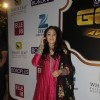 Disha Wakani was at the Boroplus Zee Gold Awards 2014