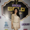 Kavita Kaushik at the Boroplus Zee Gold Awards 2014