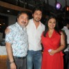 Tony Singh, with Mohit Dagga and Shilpa Shirodkar at the party