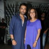 Ashish Chowdhry and Deeya Singh at the Party