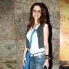 Sussanne K Roshan was at the Special Screening of X Men Days Of Future Past