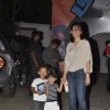 Manyata Dutt was at Shilpa Shetty's Birthday Bash for her Son with her children