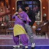 Akshay Kumar performs with Dadi on Comedy Nights With Kapil
