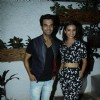 Rajkummar and Patralekha at Citylights special screening