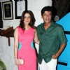 Chunky Pandey at the Heropanti success party
