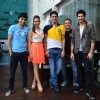 The cast at the Promotions of Fugly