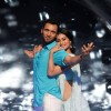 Mouni Roy performs with Punit at the Launch of Jhalak Dikhhla Jaa Season 7