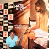 Sushant Singh poses againts the Hate Story 2 Poster