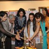 The inauguration of Group Art Exhibition 'Colours of Life'